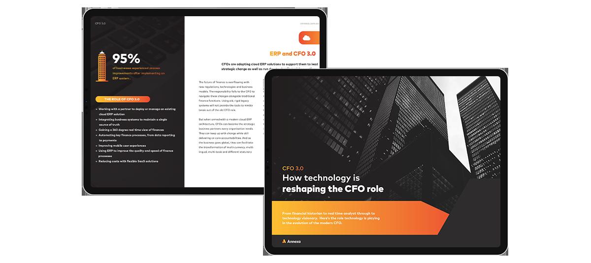CFO 3.0 eBook mockup
